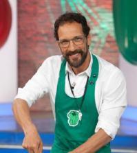 Foto Federico Quaranta a La prova del cuoco oggi
