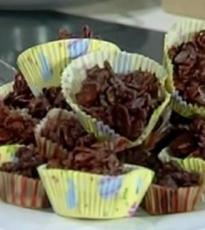 Foto rose di cioccolato Benedetta Parodi