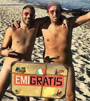 foto emigratis pio e Amedeo
