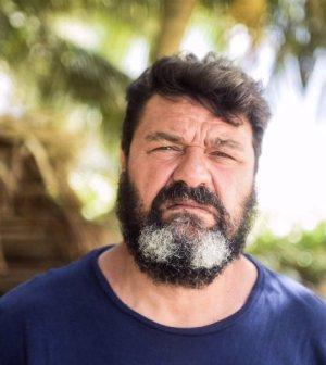 foto franco terlizzi abbandona l'isola dei famosi