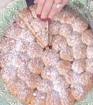 Foto torta doppia sorpresa La prova del cuoco