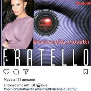 foto Antonella mosetti