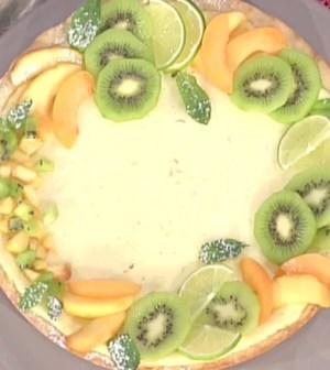 foto torta in padella
