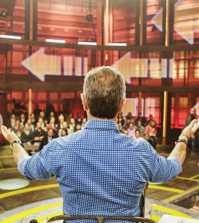 foto pubblico tv pagato come partecipare avanti un altro forum i soliti ignoti rai mediaset