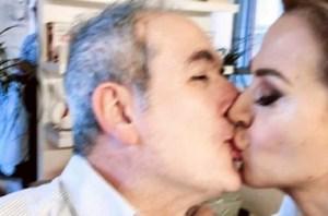 """Barbara d'Urso bacia Lamberto Sposini: """"Sono scombussolata"""" FOTO"""