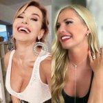 Federica Panicucci e Barbara d'Urso pubblicano lo stesso post su instagram