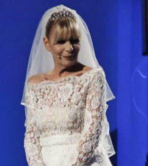 foto gemma galgani sposa trono over uomini e donne