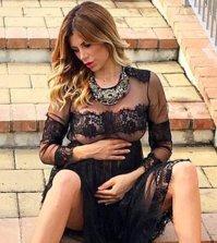 foto paola caruso incinta francesco caserta