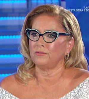 foto Romina power domenica in