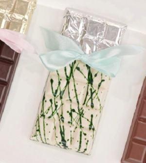 Foto tavolette di cioccolato Bake off Italia