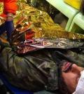 foto fabrizio corona aggredito