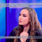 """Pomeriggio 5, Elisa ex di Elia Fongaro: """"Mai parlato di fidanzamento"""""""