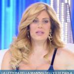 """Paola Caruso choc a Domenica Live: """"Francesco ha un altro figlio"""""""