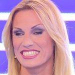Annalisa Minetti a Ora o mai più: il podio con la vincitrice Lisa