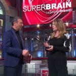 Paola Perego, terza puntata Superbrain: gli ospiti del 25 gennaio