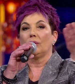 foto Donatella Milani canta da sola