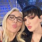 """Arisa e Mara Venier amiche dopo la lite: """"Andremo insieme a…"""""""