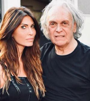 foto Riccardo Fogli tradito moglie karin trentini