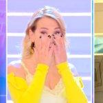 Barbara D'Urso in lacrime a Pomeriggio 5 per Maria Antonietta