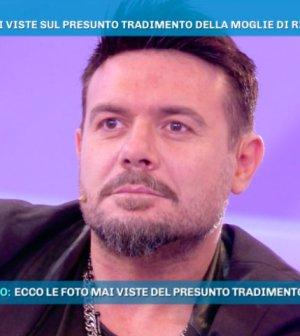 foto Giampaolo Celli domenica live si sente male