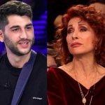 "Jeremias Rodriguez provoca Alda D'Eusanio: ""Sei gelosa di Soleil?"""