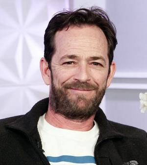 foto luke perry morto Dylan Beverly hills