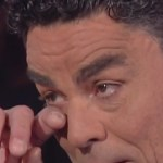 """Storie Italiane, Francesco Benigno in lacrime: """"Ho sofferto tanto"""""""