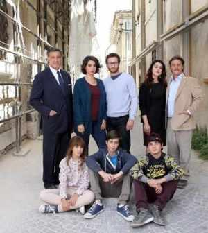 Foto L'Aquila grandi speranze cast