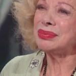 """Sandra Milo piange a Storie Italiane: """"Persone come me si sono uccise"""""""