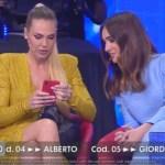 Amici 18: Ilary Blasi riceve un messaggio in diretta da Totti