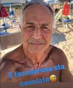 foto Riccardo Guarnieri invecchiato