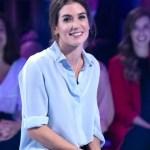 """Verissimo, Giulia Michelini a Silvia Toffanin: """"Che cattiveria!"""""""