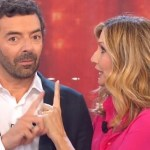 """Lorella Cuccarini e Matano, Cecchi Paone dice la sua: """"Sono imbarazzato"""""""