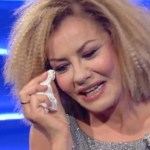 Eva Grimaldi dice Ti Amo a Imma Battaglia a Tale e Quale Show