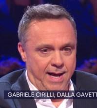 Foto Gabriele Cirilli a La vita in diretta