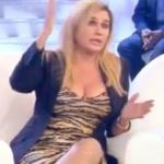 Pomeriggio Cinque: Lory Del Santo nega il flirt con Conversano