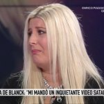"Storie Italiane, Giada De Blanck scoppia a piangere: ""L'ho affrontato"""
