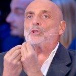 """Live Non è la d'Urso, Brosio litiga con Barbara: """"Non sono scemo!"""""""