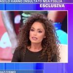 Raffaella Fico senza parole a Pomeriggio Cinque: l'amaro sfogo
