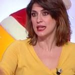 """Elisa Isoardi La prova del cuoco: """"Rimasta bloccata. È successo di tutto"""""""