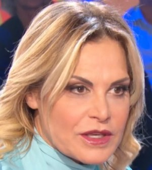foto Simona Ventura, vita in diretta 2 dicembre