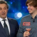 """L'Eredità, Flavio Insinna sul campione Michele: """"Ne parlerà il TG1"""""""