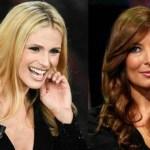 Michelle Hunziker critica Amadeus per Sanremo 2020, Selvaggia Lucarelli lo difende