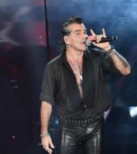 Foto Piero Pelù Gigante Sanremo 2020