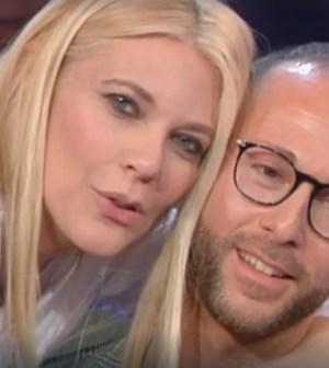 """Eleonora Daniele, battuta di Ivan Cottini: """"La figlia che aspetti è mia ..."""