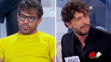 """Gianni Sperti litiga con Armando Incarnato: """"Spaventoso! Fai paura"""""""