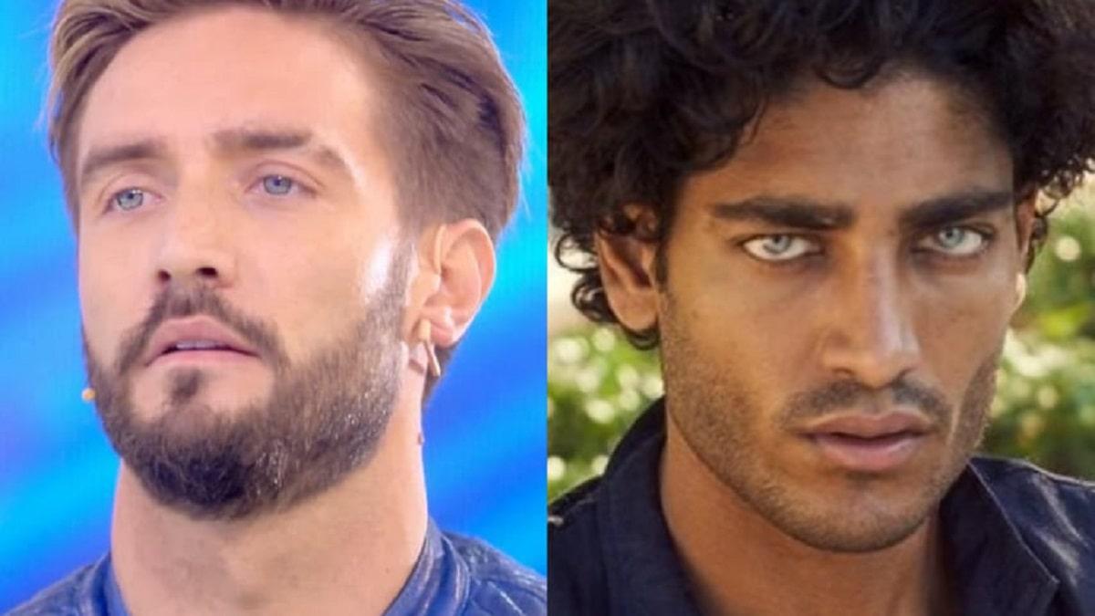 """Grande Fratello Vip, Alex Belli e la frecciata di Akash Kumar: """"Non può dire la verità"""""""