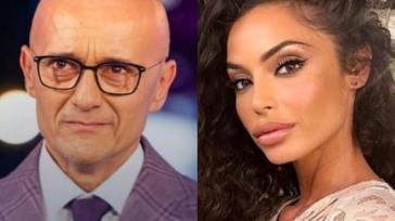 """Alfonso Signorini riprende Raffaella Fico al Grande Fratello Vip: """"Sei più svestita di prima"""""""