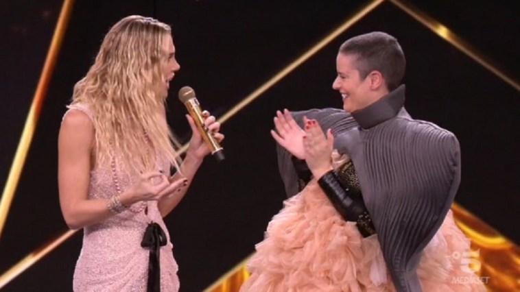 """Star in the Star, Lady Gaga smascherata. Marcella Bella: """"Mi è venuto un flash!"""""""