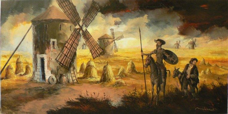 Resultado de imagen para don quijote de la mancha